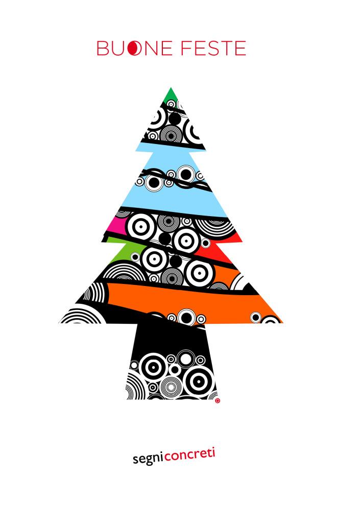 Buone feste e buon 2016 che sia un anno creativo e concreto