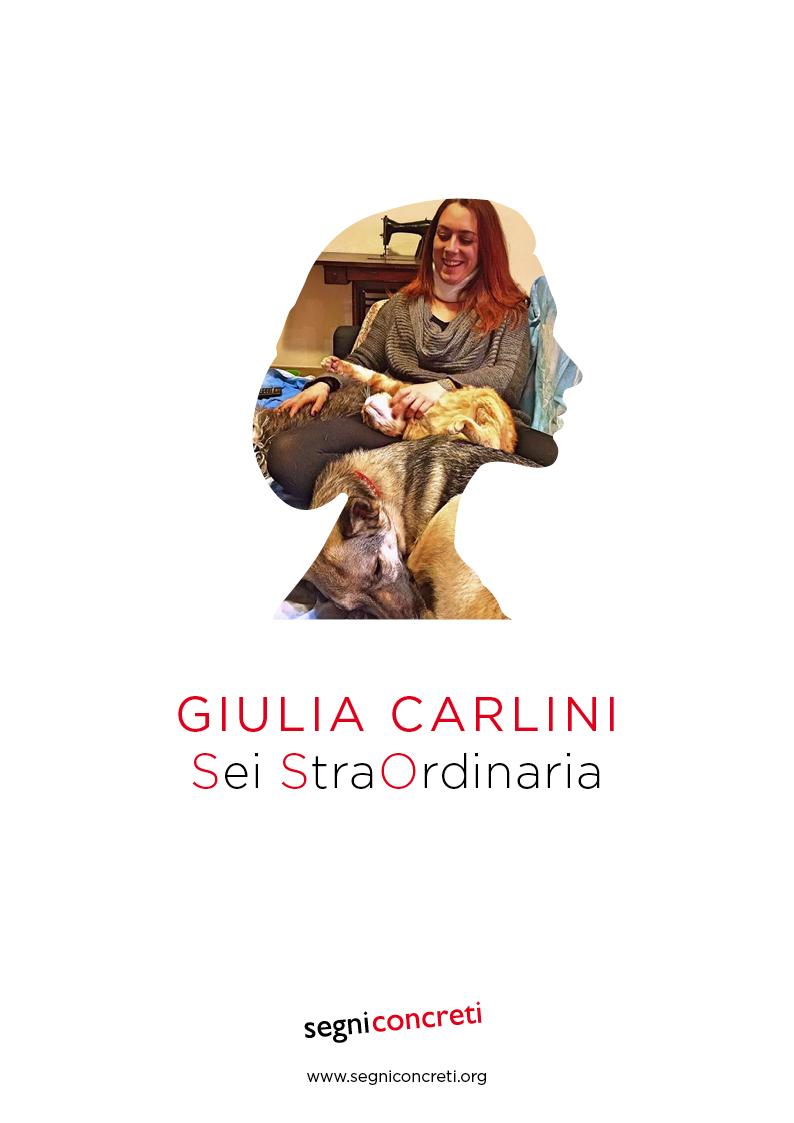 GiuliaCarlini_SeiStraOrdinaria