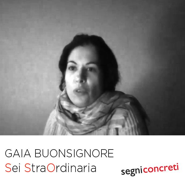 SeiStraOrdinaria_GaiaBuonsignore_600x600