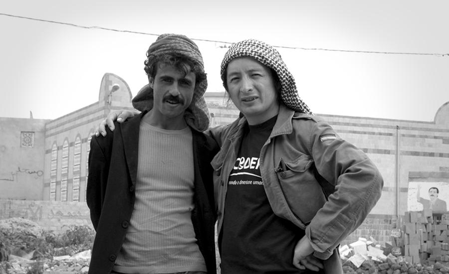 DEMOSTENES USCAMAYTA AYVAR - #RadioConcreta - www.segniconcreti.org