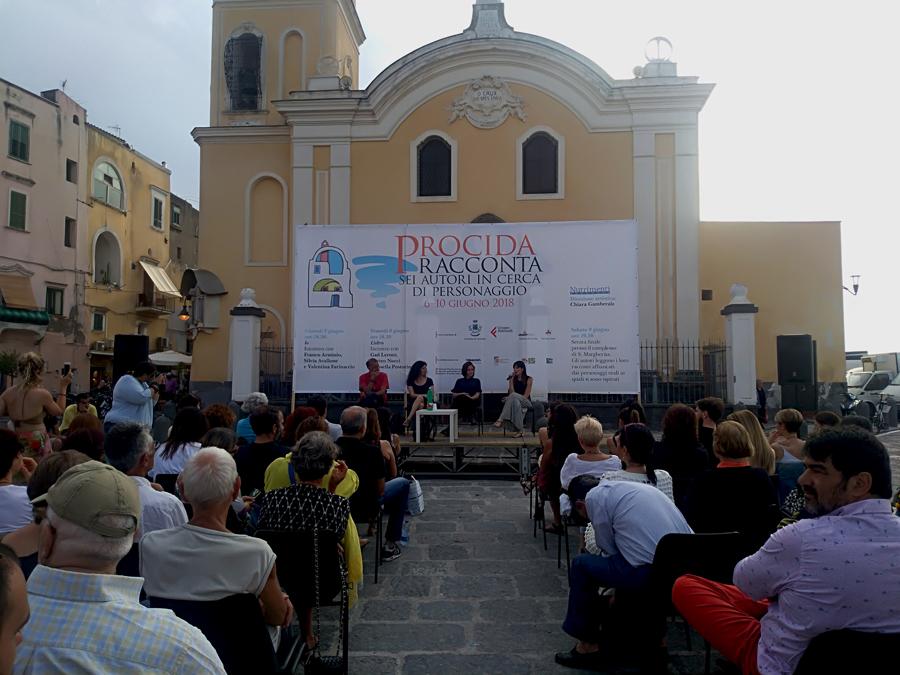 Procida Racconta - 2018 - Foto: Dalila Sansone
