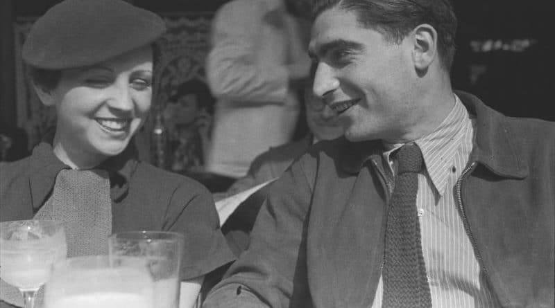 Robert Capa e Gerda Taro